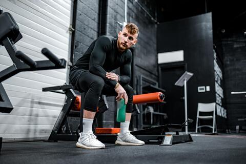 """Afbeelding voor fragment: Freek De Smedt in de fitness: """"Iedereen lijkt opgelucht dat ze weer kunnen sporten"""""""
