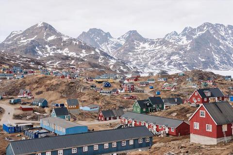 """Afbeelding voor fragment: Verkiezingen in Groenland: """"Chinezen, Russen en Amerikanen kijken mee"""""""