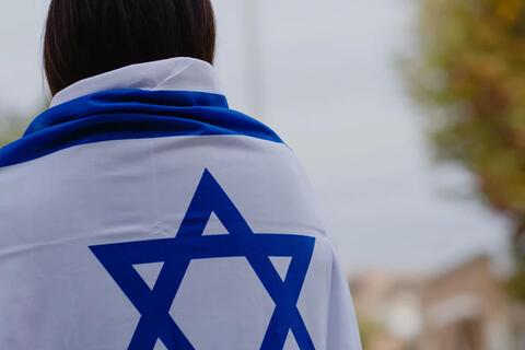 """Afbeelding voor fragment: Correspondente in Tel Aviv: """"Ik dacht dat ruiten gingen springen, maar ook Israël heeft zich niet onbetuigd gelaten"""""""