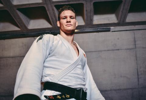 Afbeelding voor fragment: Wereldkampioen judo (tot 81 kilogram) is een Belg: Mathias Casse