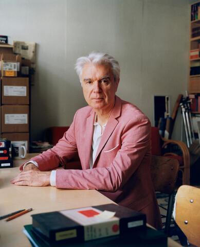 Afbeelding voor fragment: Belgische fotografe Eva Vermandel heeft heel wat Classics-artiesten in beeld gebracht