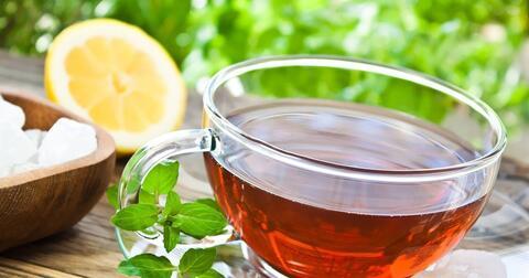 Afbeelding voor fragment: Eerste Belgische thee gekweekt in Loenhout
