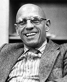 Afbeelding voor fragment: 'Michel Foucault werd altijd gevolgd door kleine jongetjes'
