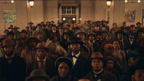 Afbeelding voor fragment: The Underground Railroad: tussen de Odyssee en de Holocaust