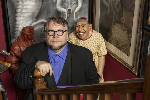 Afbeelding voor fragment: Duik in de bijzondere wereld van Guillermo del Toro