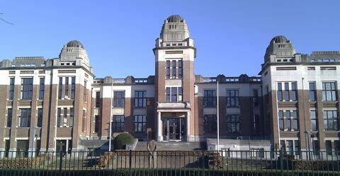 Afbeelding voor fragment: Kent u de geschiedenis van dit gebouw?
